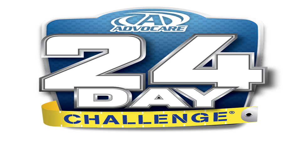 Take the 24 Day Challenge!